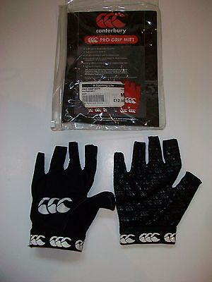 New Canterbury Sports Pro Grip Mitt Wet Weather Ball Handling Size M