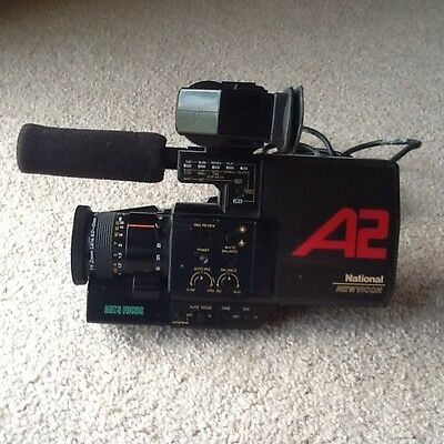 National WVP-A2N Colour Video Camera