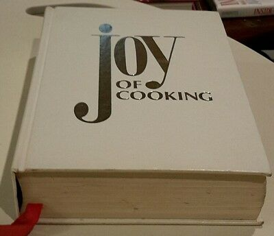 The Joy of Cooking by Irma S. Rombauer and Marion Rombauer Becker Hardcover