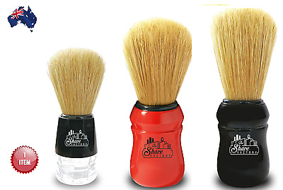 The Shave  Factory Pure Bristle Shaving Brush By Omega - Aus Seller