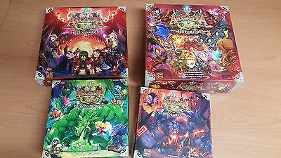 Arcadia Quest Inferno - Hell of a pledge Kickstarter - Neu