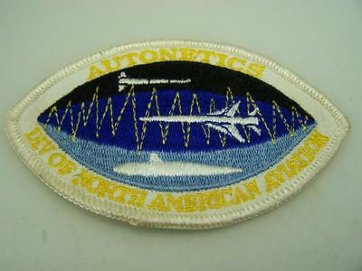 'Autonetics' Division of Div.of North American Aviation embroidered patch   2004