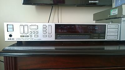 Akai AA-A25 Computer Controlled Stereo Receiver