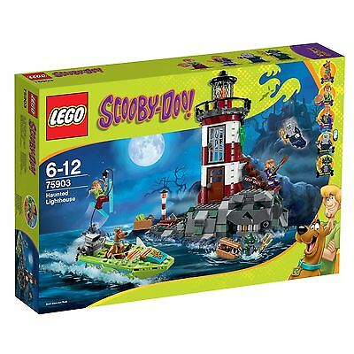 LEGO 75903 - SCOOBY DOO - Haunted Lighthouse - BRAND NEW & SEALED