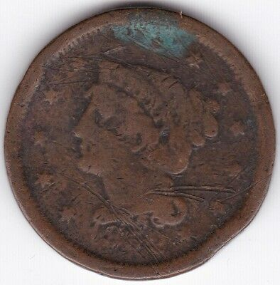 U.S.A. Braided Hair Cent***Collectors***