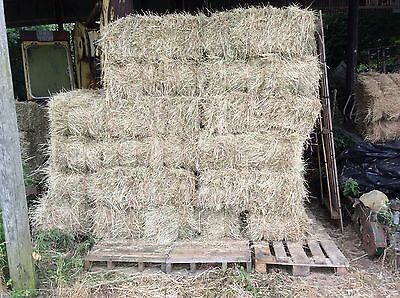Small (Conventional) Hay Bales 2017