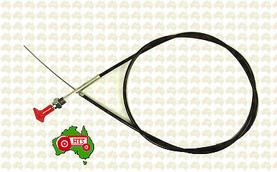 Tractor Stop Cable 1400mm Long Ford 2000 3000 4000 5000 7000 8000 TW 4110 etc!