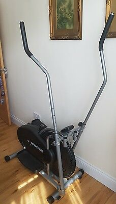 Confidence Fitness Elliptical Exercise Cross Trainer