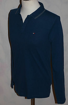 Tommy Hilfiger Long Sleeve polo t shirt. Very good condition. Size. L