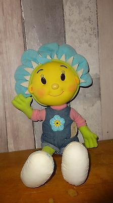 Fifi Forget Me Not Talking soft doll, 15 inch tall