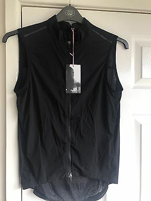 Rapha PRO TEAM Lightweight Gilet Black Size Small