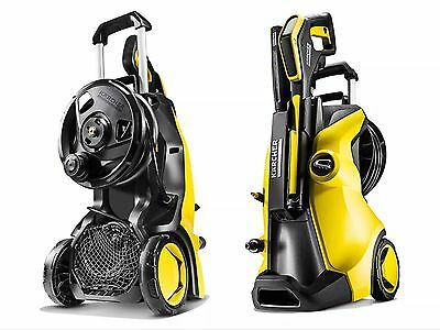 new karcher k5 premium full control corded pressure washer picclick uk. Black Bedroom Furniture Sets. Home Design Ideas