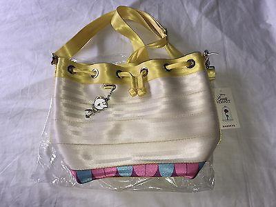 Disney Harvey's Beauty & The Beast Mrs Potts Park Hopper Seatbelt Bag NWT