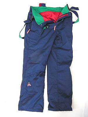 SOS of Sweeden Ski/Snowboard Womens salopettes/trousers size: 42 (L) Aprox UK 14