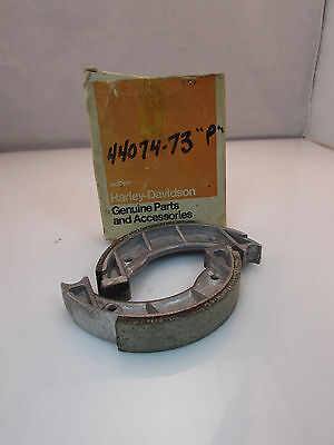 Aermacchi H-D Brake Shoes 44074-73P