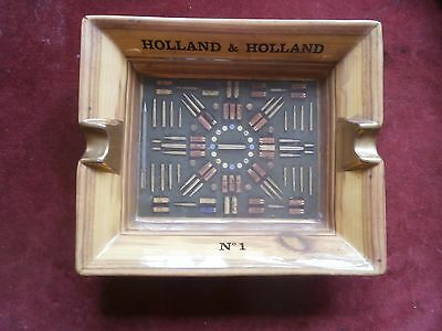 Vintage Holland and Holland cigar ashetray