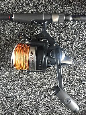 Freespirit Spomb Rod and Daiwa Spod Reel with Extras