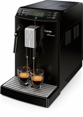 Philips Saeco Minuto HD8761 Bean to Cup Coffee Machine RRP:£500