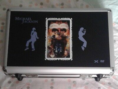 Michael Jackson The Ultimate Collection 32Dvd +1Cd Case Set