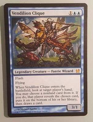 Vendilion Clique MMA MTG Magic the Gathering