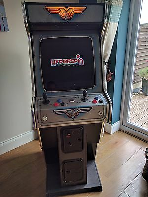 1980's V-BAS Arcade Cabinet for MAME / Hyperspin Project Ready to go JPAC JAMMA
