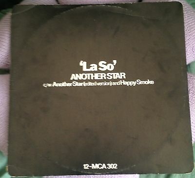 "LaSo - Another Star (1977 MCA 12"" Single)"