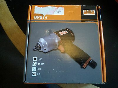 air impact wrench BAHCO BP814 air impact wrench