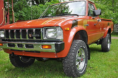 1983 Toyota Other SR5 Standard Cab Pickup 2-Door 1983 Toyota Pickup SR5 Standard Cab Pickup 2-Door 2.4L
