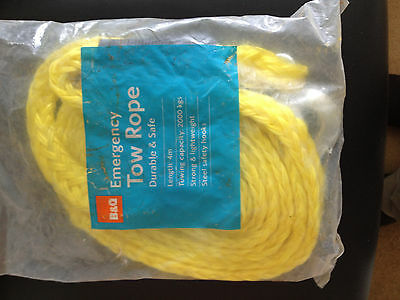 B&q Tow Rope