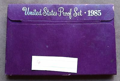 1985 United States Proof Set by US Mint -4