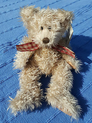 New Russ Berrie Teddy Bear Toffee Bears From The Past Plush Soft Stuffed Toy 12""