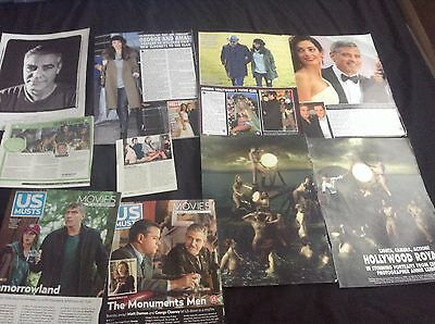George Clooney  - Clippings/cuttings/articles