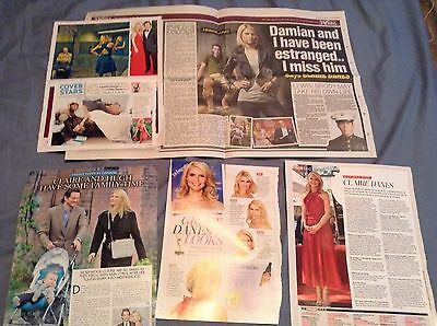 Claire Danes  - Clippings/cuttings/articles