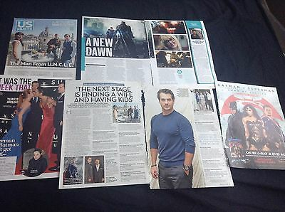 Henry Cavill - Clippings/cuttings/articles