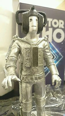Robert Harrop - Doctor Who CyberLeader Ltd Edition of 100 Comic Con Figure - New
