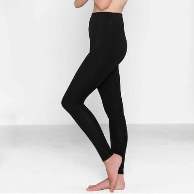 NEW Angel Maternity Tummy Control Built-In Shaping Leggings