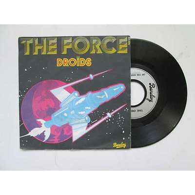 THE DROÏDS - (do you have) the force  - COSMIC DISCO FRENCH