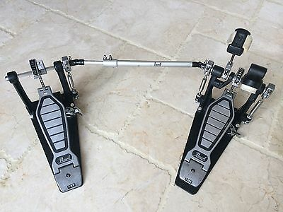 Pearl Double Bass Drum Pedal P-101P and P-101TW