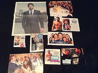 Gerard Butler - Clippings/cuttings/articles