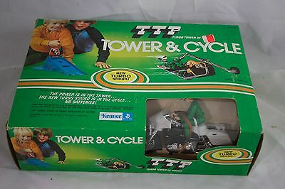 1974 Kenner TTP  Tower & Cycle