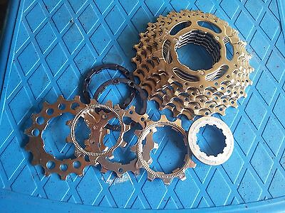 Shimano HG400 Sora 9 Speed Road Cassette 11-25