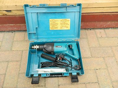 Makita 8406 Diamond Core Drill -Rotary and Percussion drill, 240V(Made in Japan)