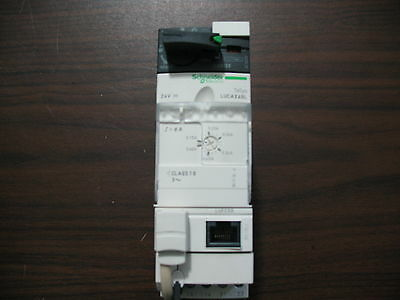 Schneider Electric LUB120 with LUCAX6BL and LUFC00 .15 to 0.60 Amp