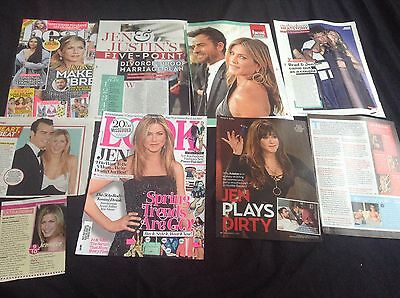 Jennifer Aniston  - Clippings/cuttings/articles