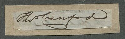 Thomas Hartley Crawford (1786-1863)A Popular Jacksonian Member Of The House#1483