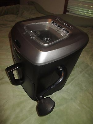 Ecotonix Green Cycler Compost Starter Food Shredder Kitchen w/ ZeoFilters