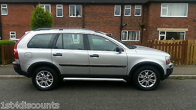 Volvo Xc90 Awd 2.4 Diesel D5 Se Estate Auto Geartronic - 2006 - 7 Seater
