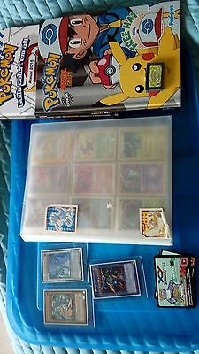 Pokemon Collection Bundle- includes ultra rares, holos, and vintage WOTC cards.