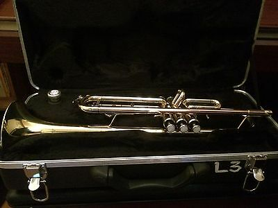 Trumpet in Bb,  Startone. With a 7c mouthpiece