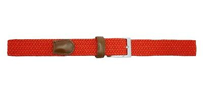 New Next Boys Red Elastic Belt Age 10 11 12 13 Years NWT